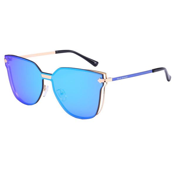 عینک آفتابی زنانه پیریوی ریوو مدل Madam-BL