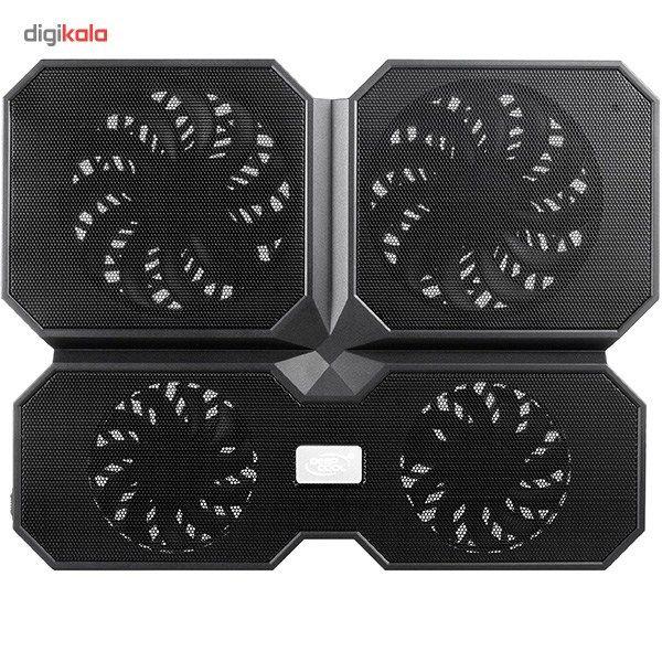 پایه خنک کننده دیپ کول مدل Multi Core X6 main 1 1