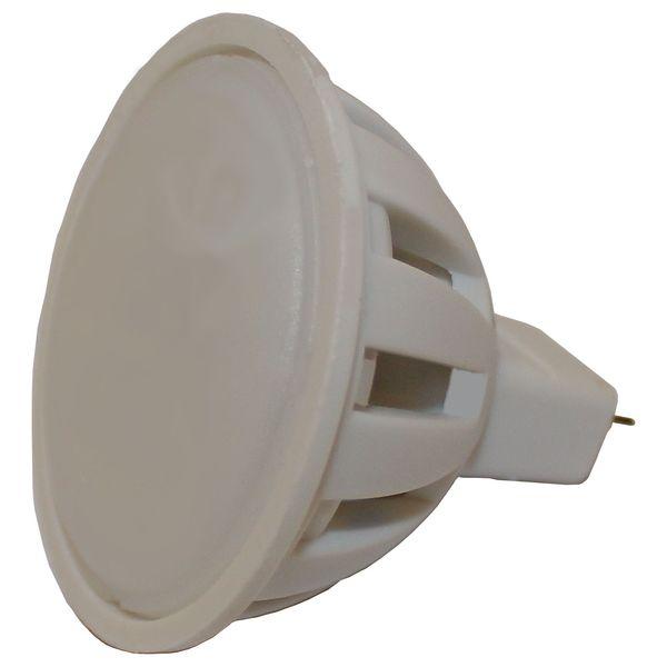 لامپ هالوژن ال ای دی 2.5 وات مدل MR16 پایه GU5.3