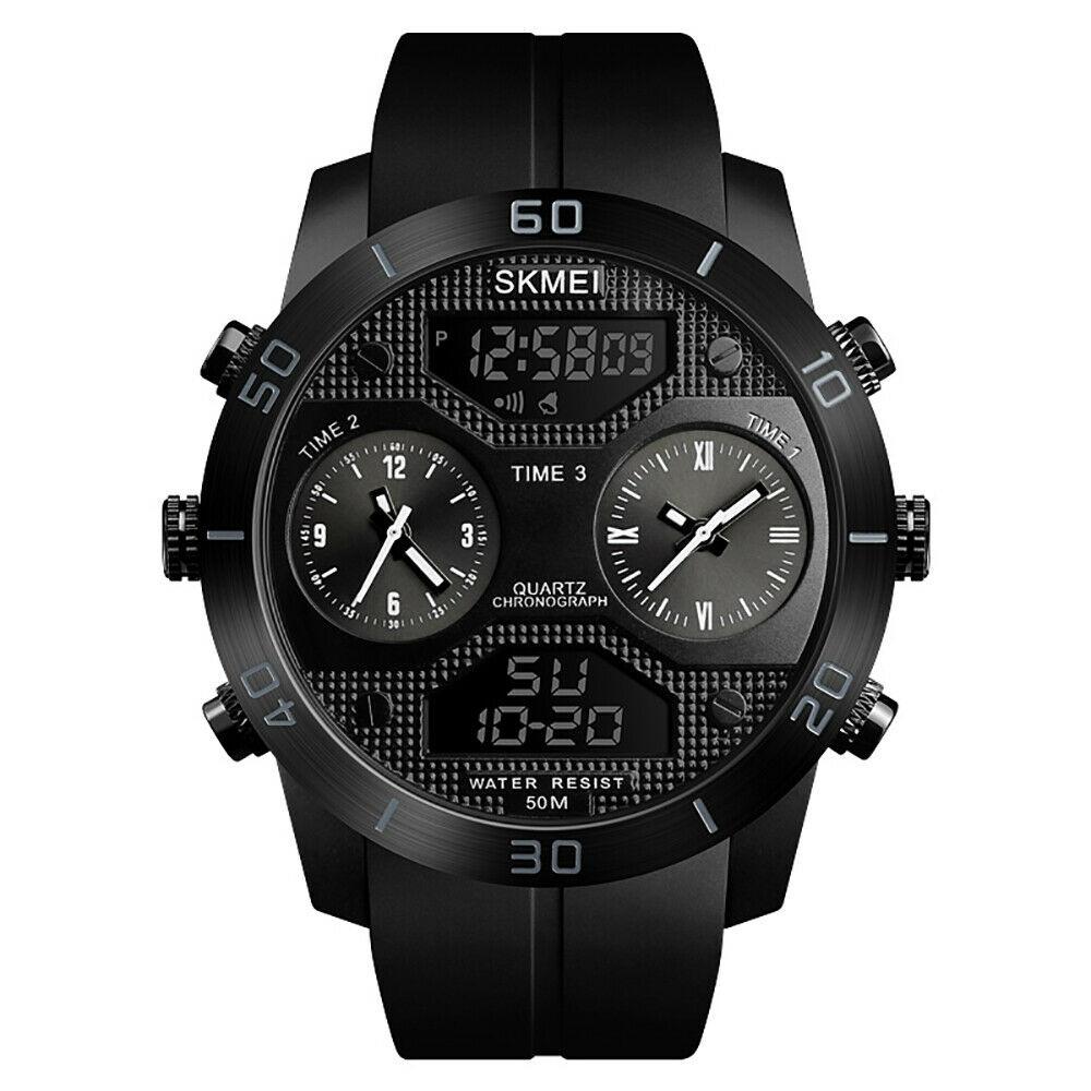 کد تخفیف                                      ساعت مچی عقربه ای مردانه اسکمی کد 1355