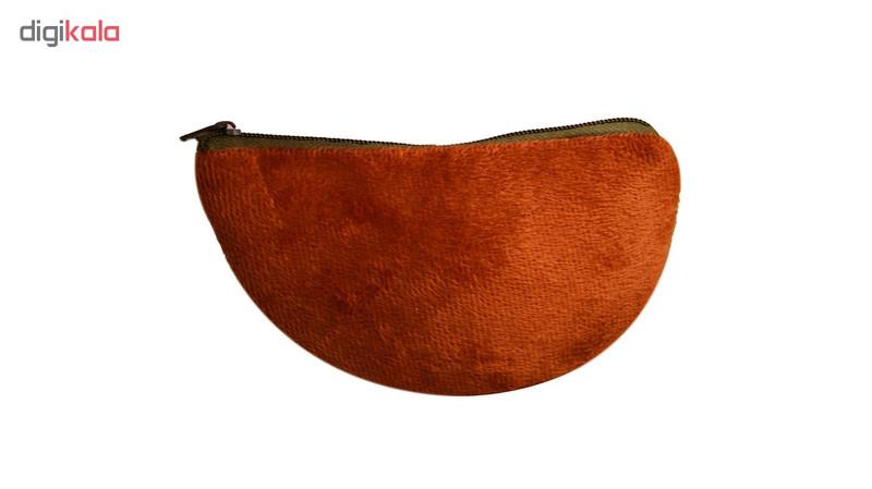 کیف پول دخترانه طرح کیوی کد 01
