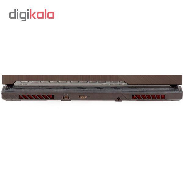 لپ تاپ 15 اینچی ایسوس مدل Strix ROG G531GT - A main 1 4
