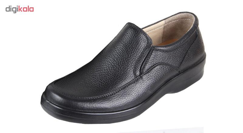 کفش روزمره مردانه شهر چرم کد 1-39100