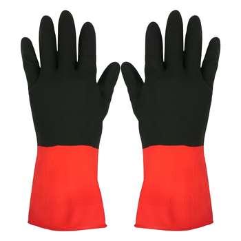 دستکش ایمنی صنعت کار کد 103034