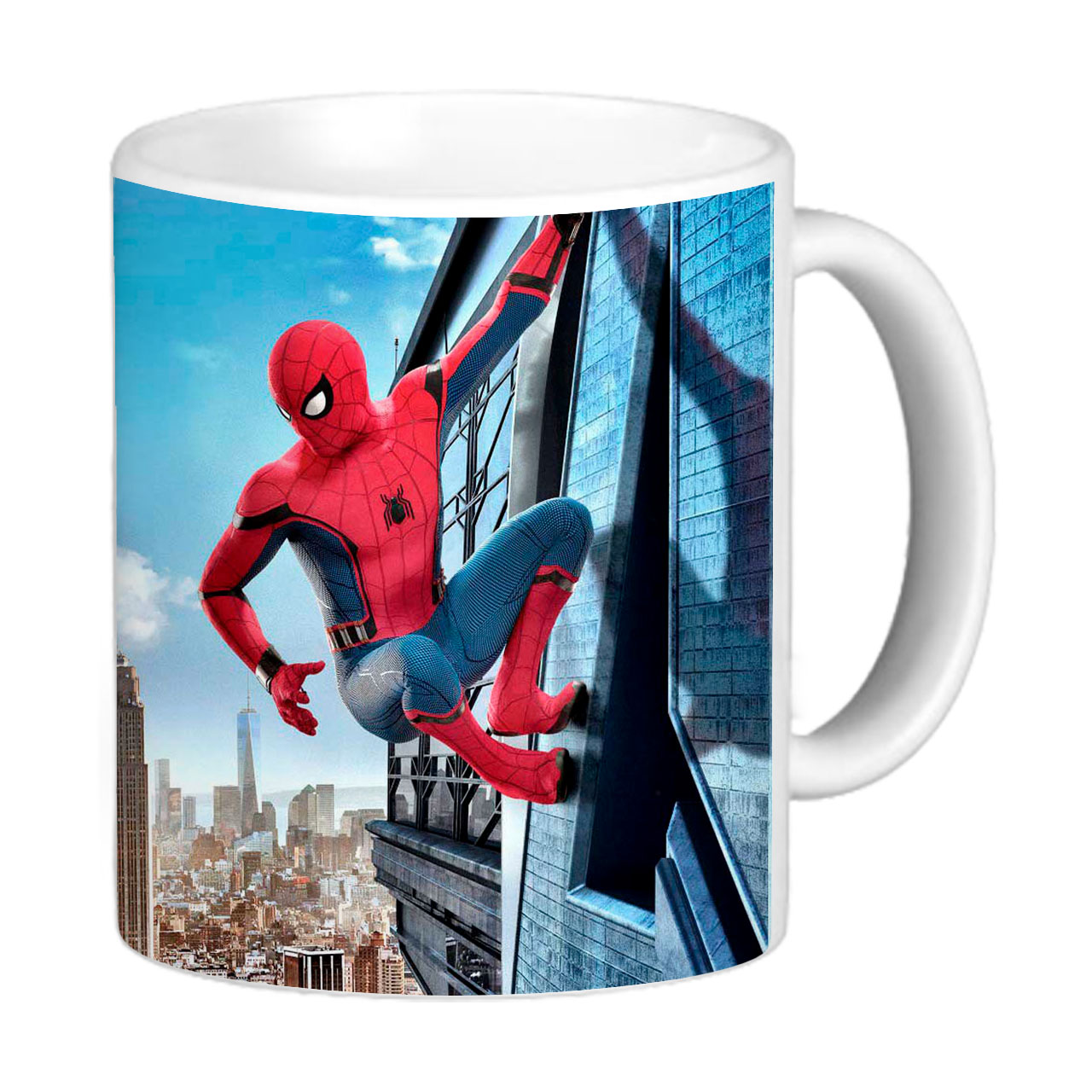 عکس ماگ طرح مرد عنکبوتی p32