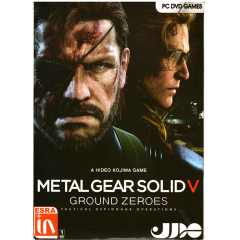 بازی METAL GEAR SOLID V GROUND ZEROES مخصوص PC
