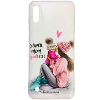کاور طرح Mom کد 0440 مناسب برای گوشی موبایل سامسونگ Galaxy M10 / A10