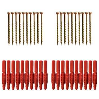 مجموعه 40 عددی پیچ و رولپلاک مدل BD 1003030.44