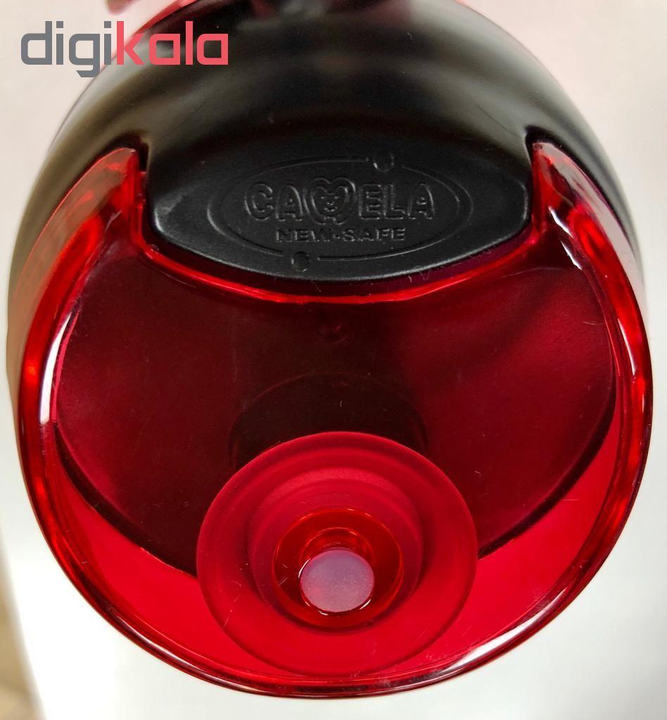 قمقمه کملا مدل new safe کد 807 ظرفیت 0.550 لیتر main 1 9