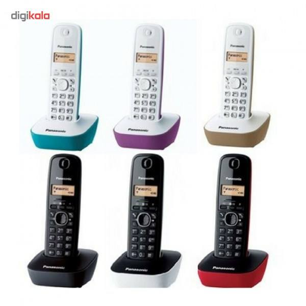 تلفن بی سیم پاناسونیک مدل KX-TG1611 main 1 6