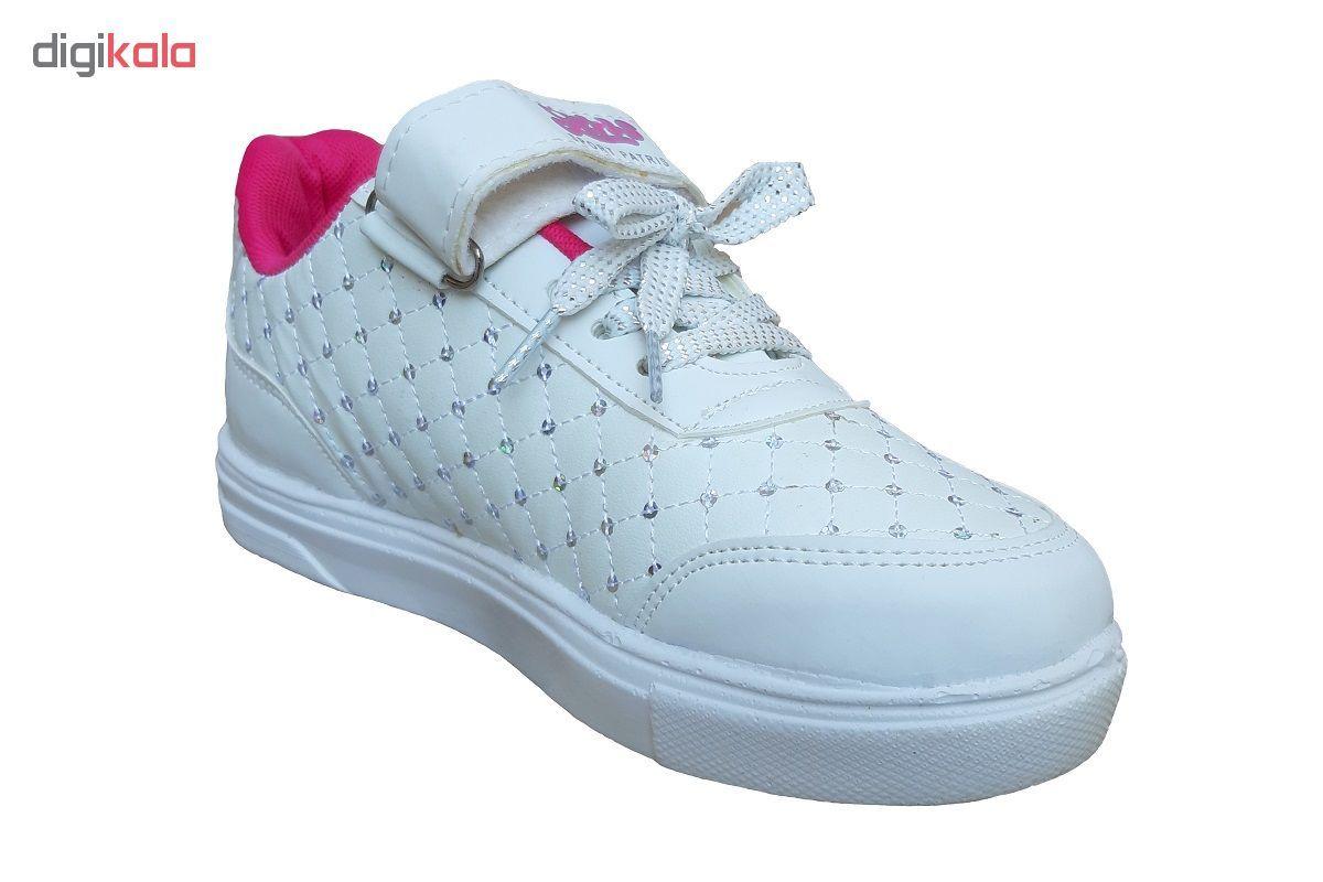 کفش راحتی دخترانه کد 235001 main 1 3