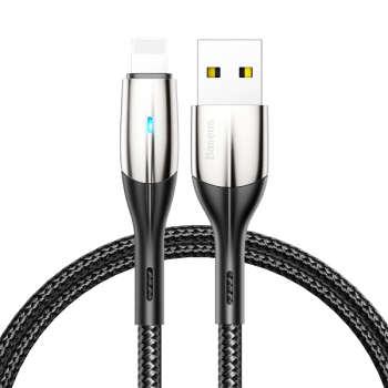 کابل تبدیل USB به لایتنینگ باسئوس مدل CALSP-C01 طول 2 متر