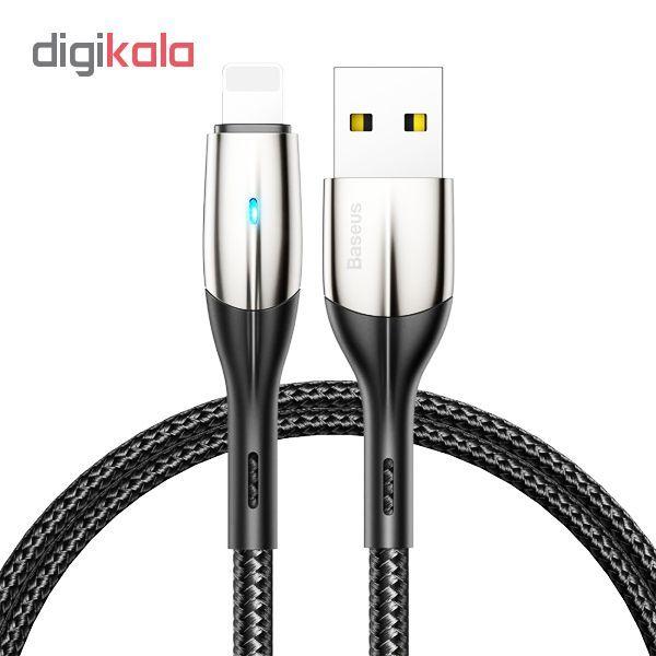 کابل تبدیل USB به لایتنینگ باسئوس مدل CALSP-C01 طول 2 متر main 1 1