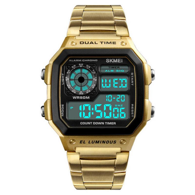 ساعت مچی دیجیتال اسکمی کد 1335G