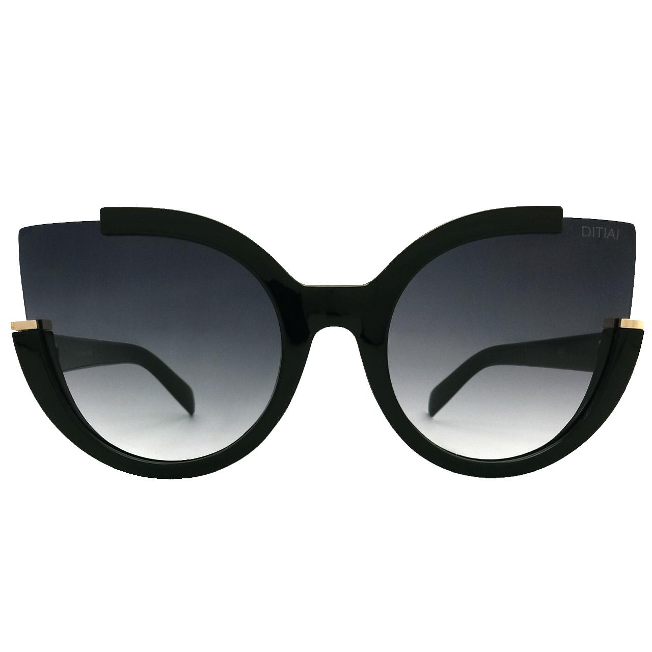 عینک آفتابی زنانه دیتیای کد 385