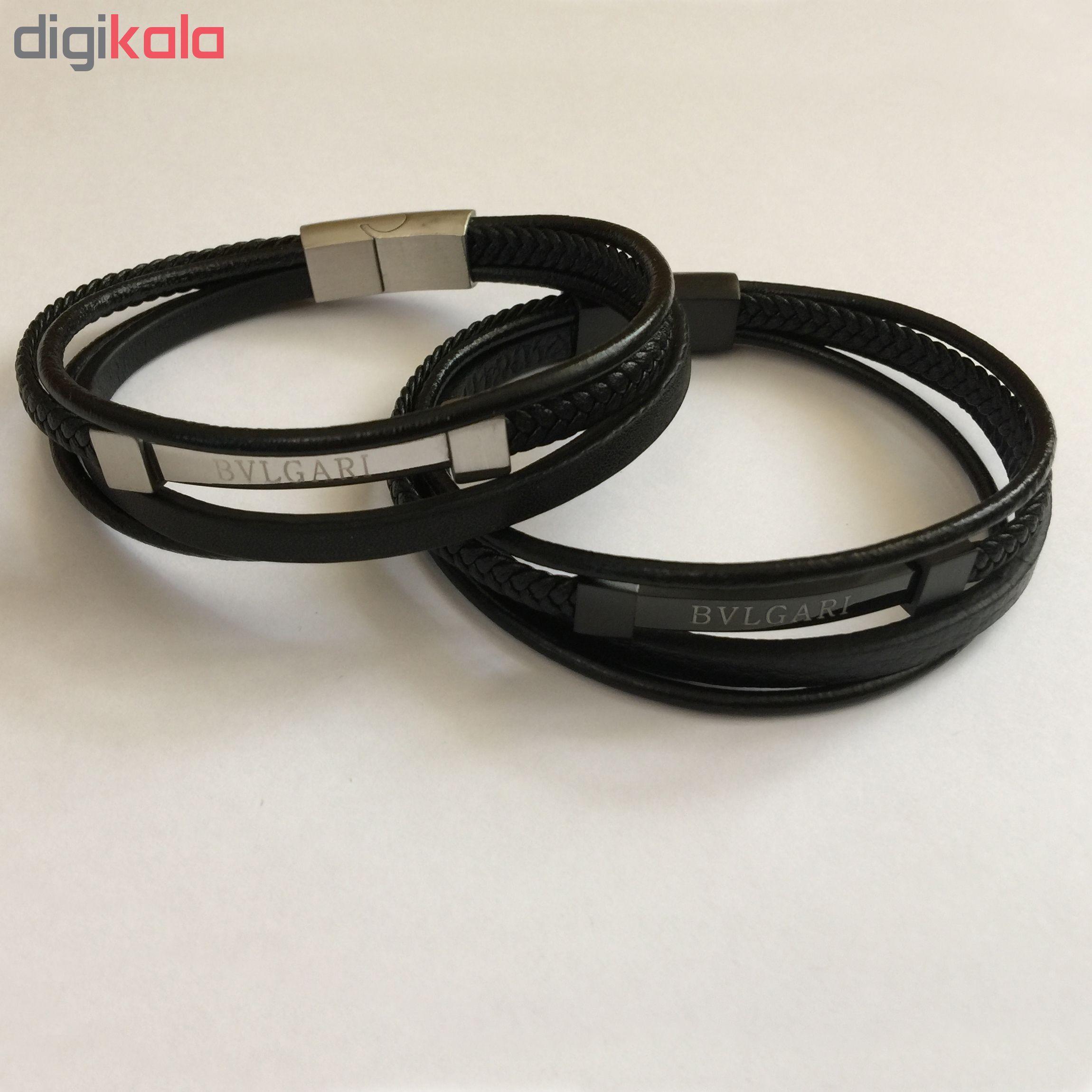 دستبند مردانه کد BV238