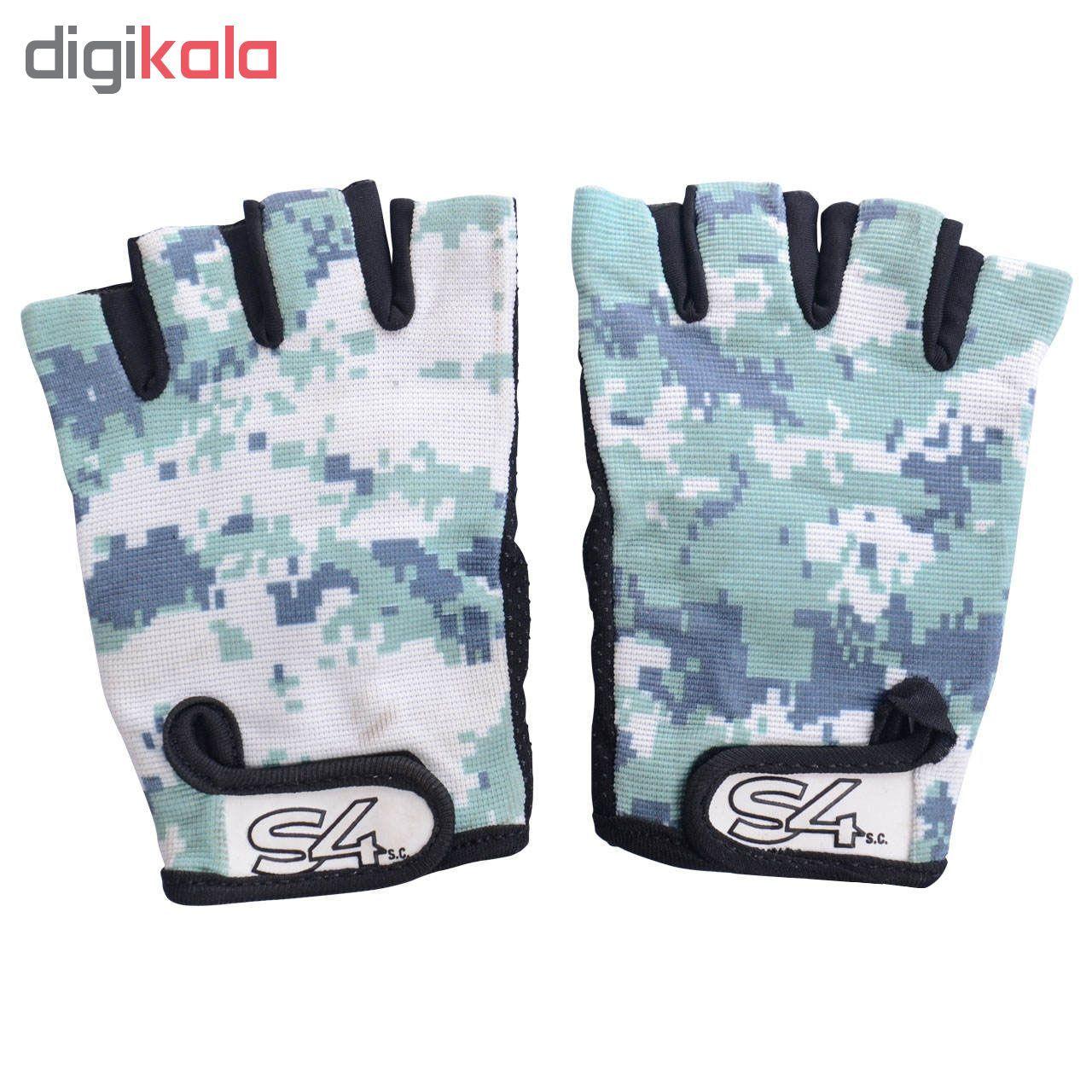دستکش ورزشی اس فور کد BH01 main 1 1