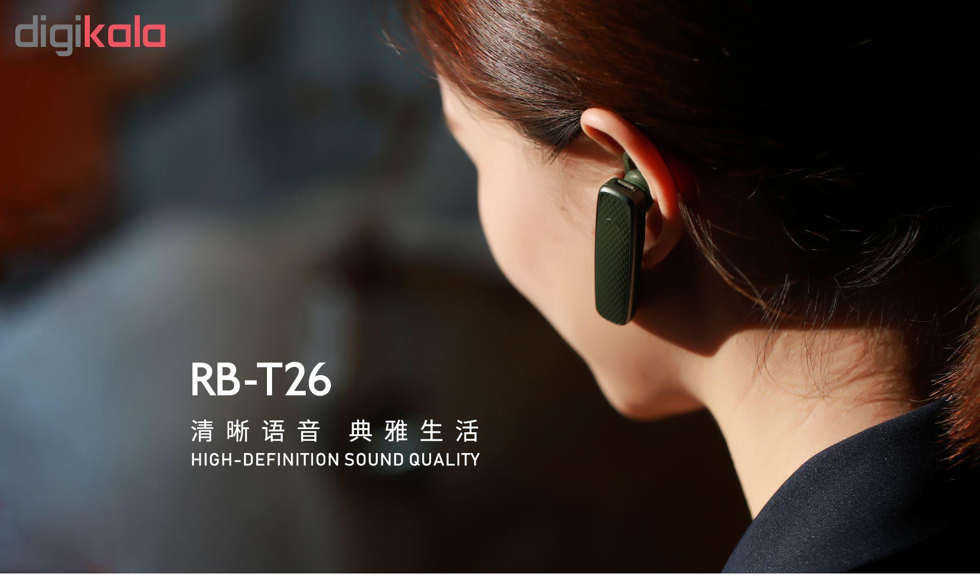 هدست بلوتوث ریمکس مدل RB-T26