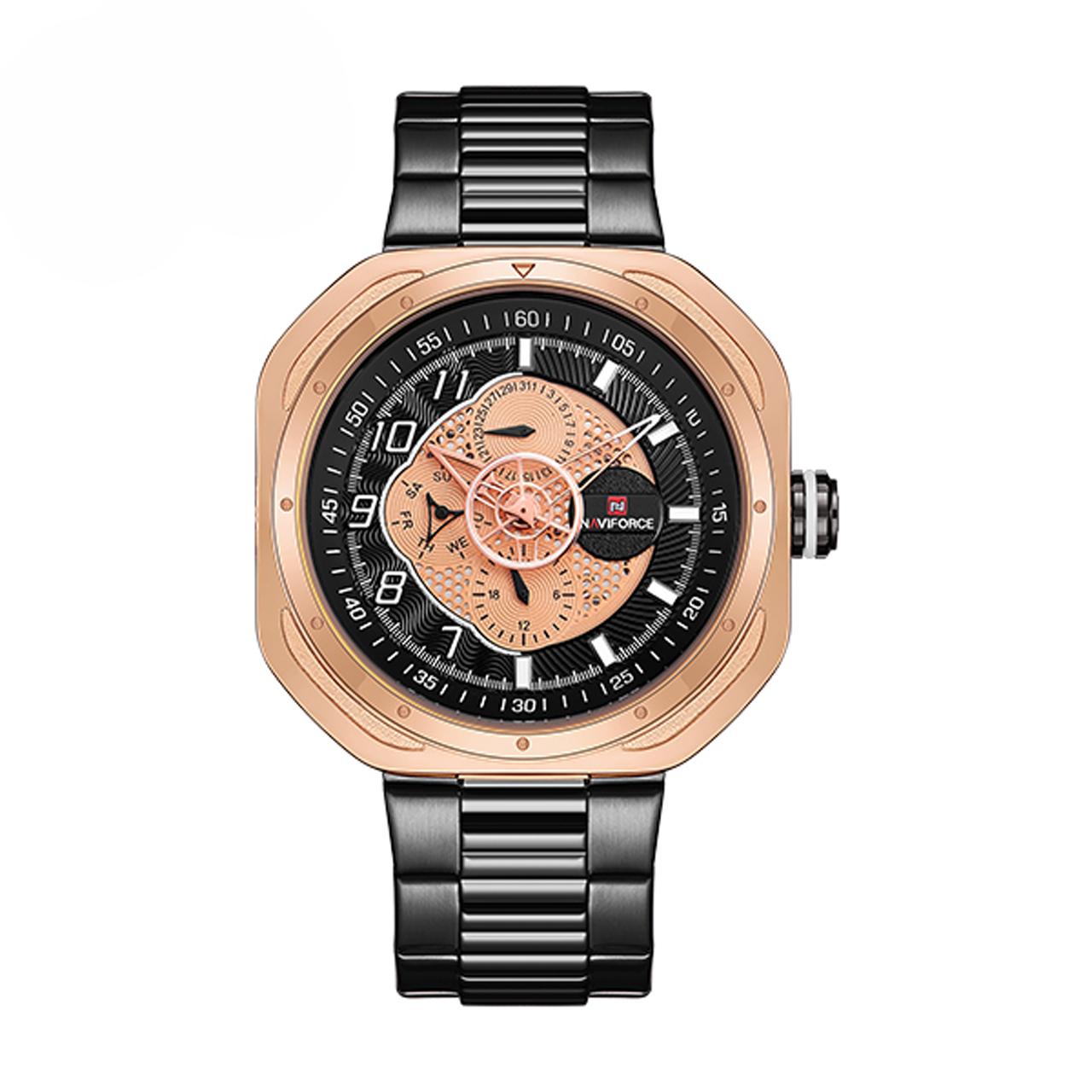 ساعت  نیوی فورس کد NF9141 G-BL7