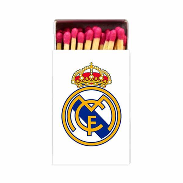 کبریت طرح رئال مادرید کد KEB50