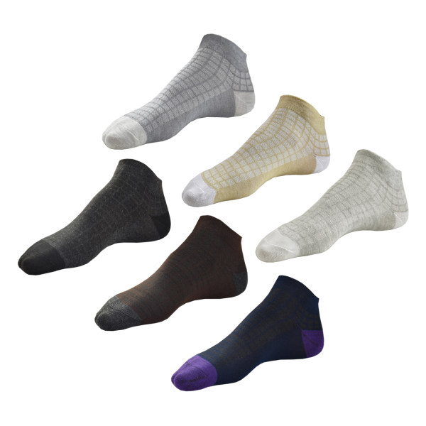 جوراب مردانه فیرو کد FT250 مجموعه 6 عددی