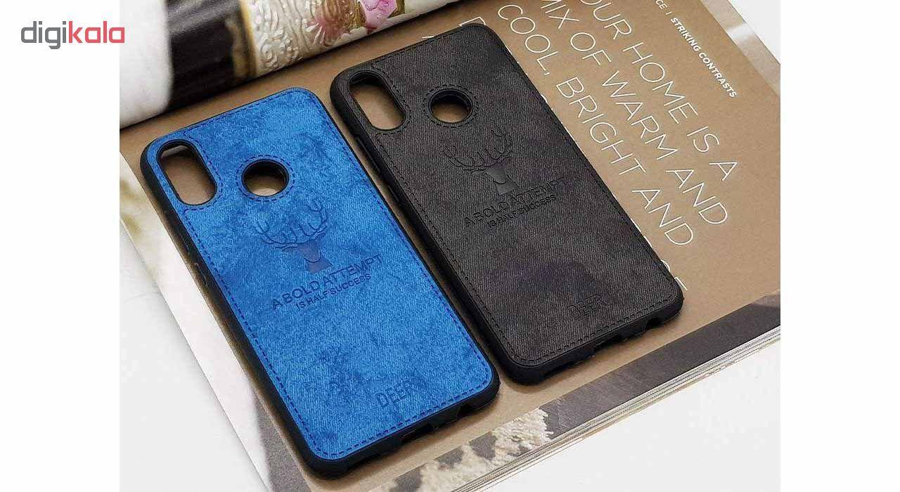 کاور کینگ پاور مدل D21 مناسب برای گوشی موبایل شیائومی Redmi Note 7 main 1 4