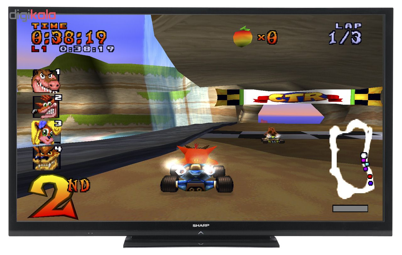 بازی Crash Team Racing مخصوص PS1