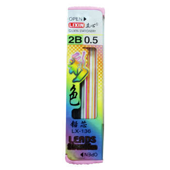 نوک مداد نوکی 0.5 میلی متری لیکسین مدل LX36