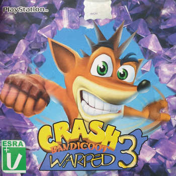 بازی Crash Bandicoot 3 مخصوص PS1