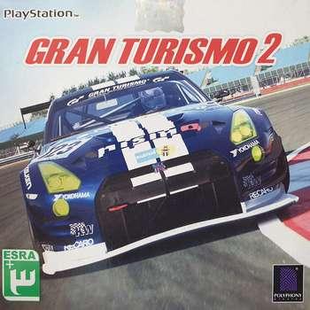 بازی Gran Turismo 2 مخصوص PS1