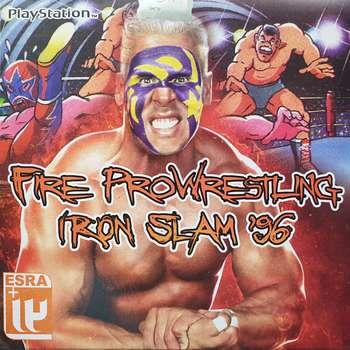 بازی Fire Pro Wrestling Iron Slam 96 مخصوص PS1