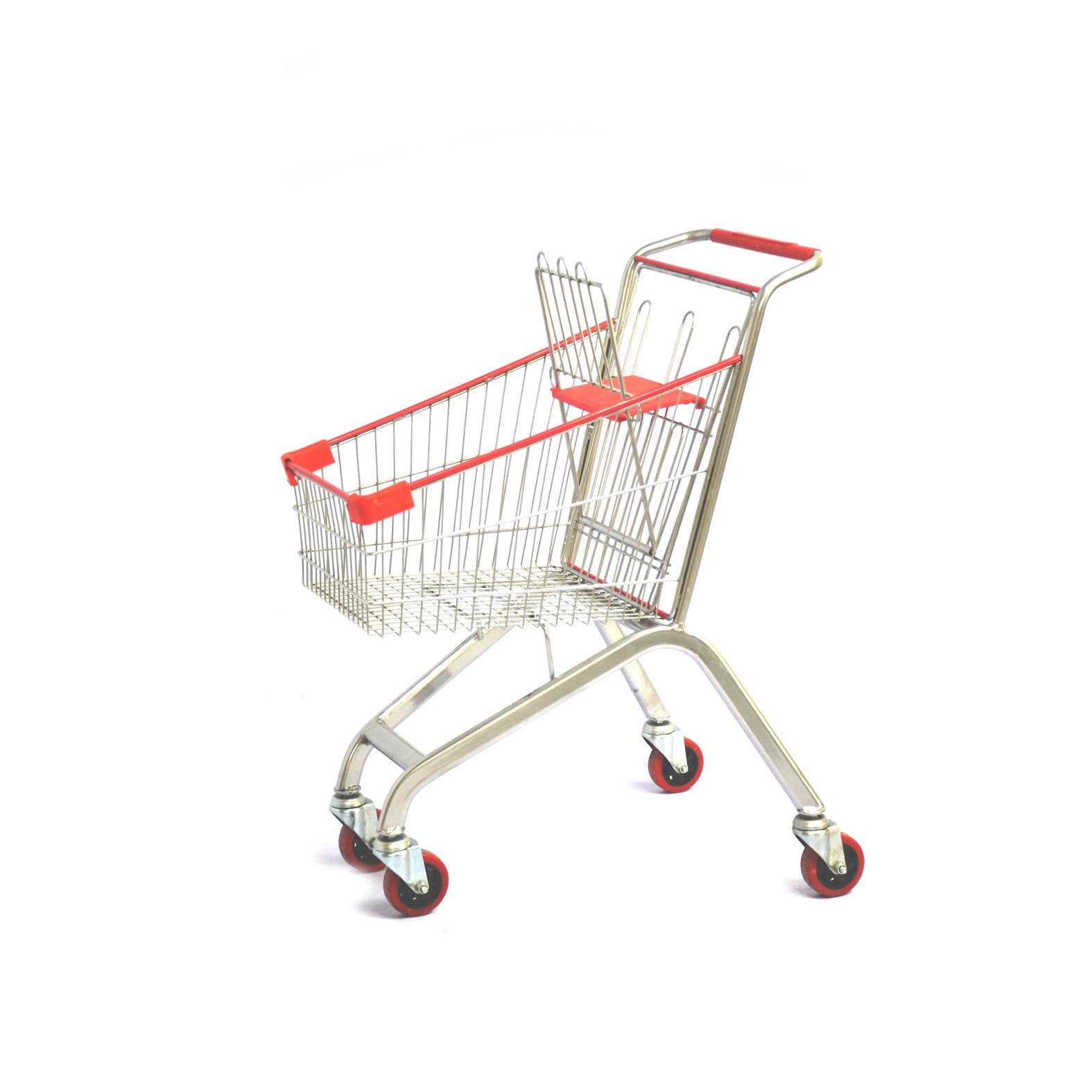 چرخ خرید فروشگاهی مدل  L80