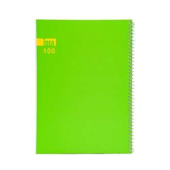 دفتر مشق 100 برگ ایده مدل سیمی کد 1