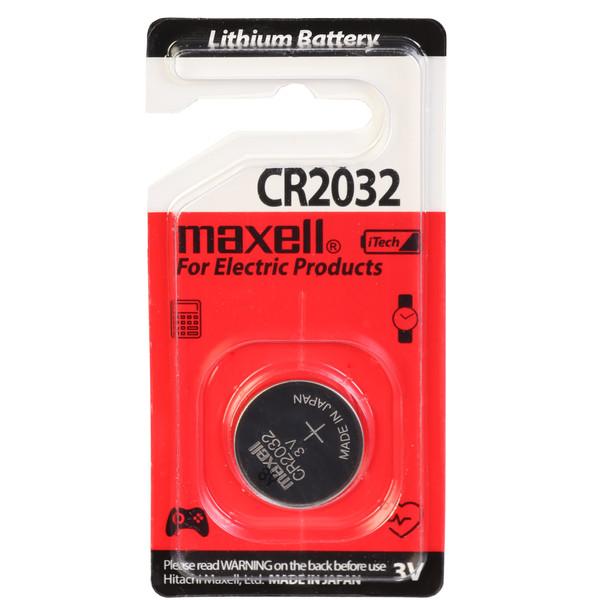 باتری سکه ای مکسل مدل CR2032