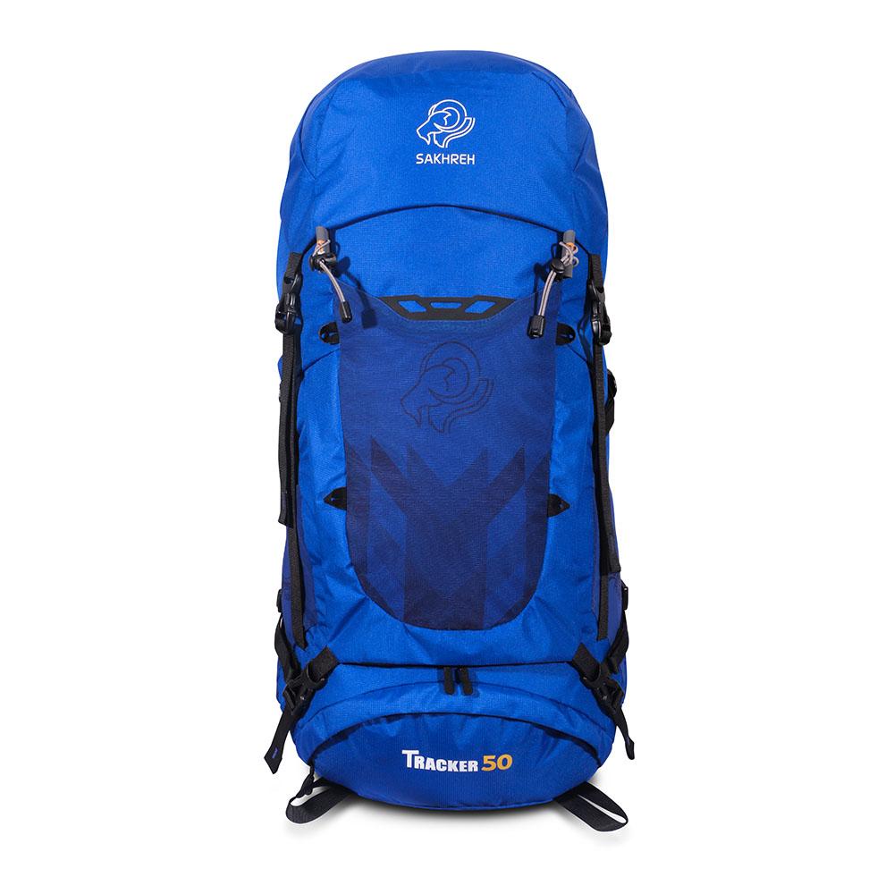 کوله پشتی کوهنوردی 50 لیتری صخره مدل Tracker