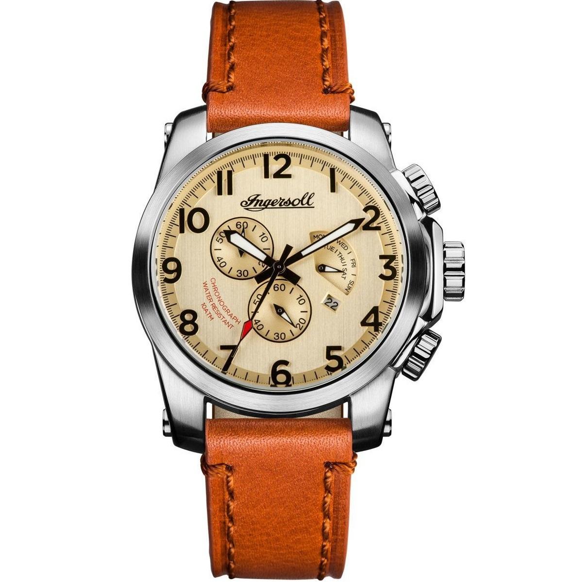 کد تخفیف                                      ساعت مچی عقربه ای مردانه اینگرسل کد I03001