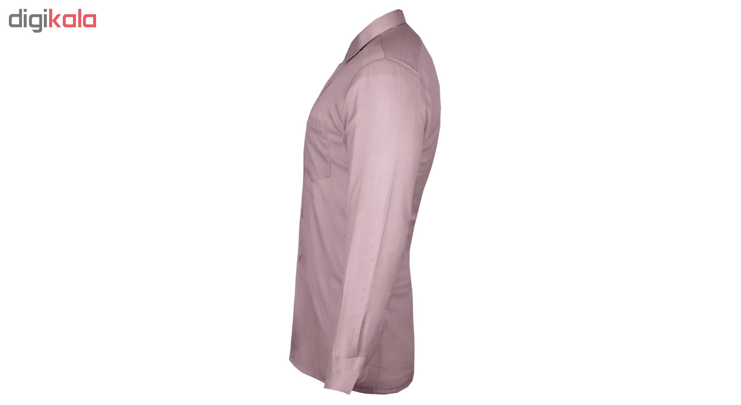 پیراهن مردانه کد PM003 رنگ صورتی