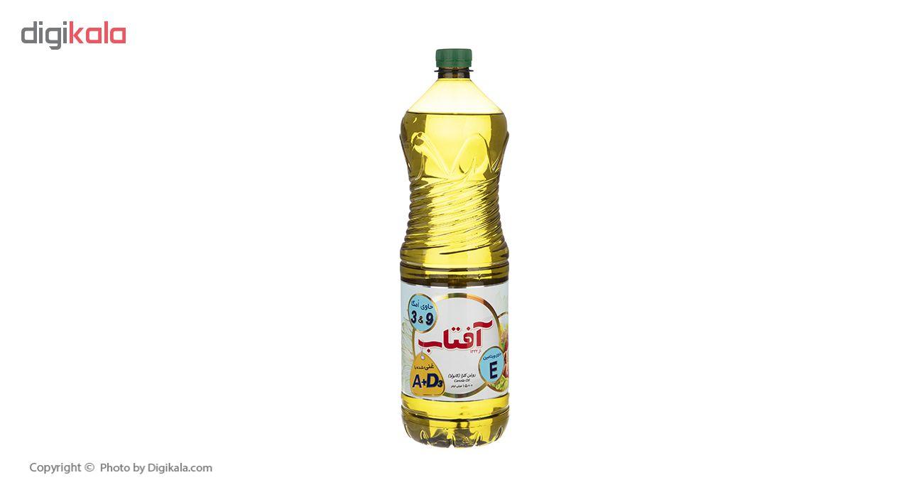 روغن کانولا آفتاب - 1.5 لیتر main 1 1