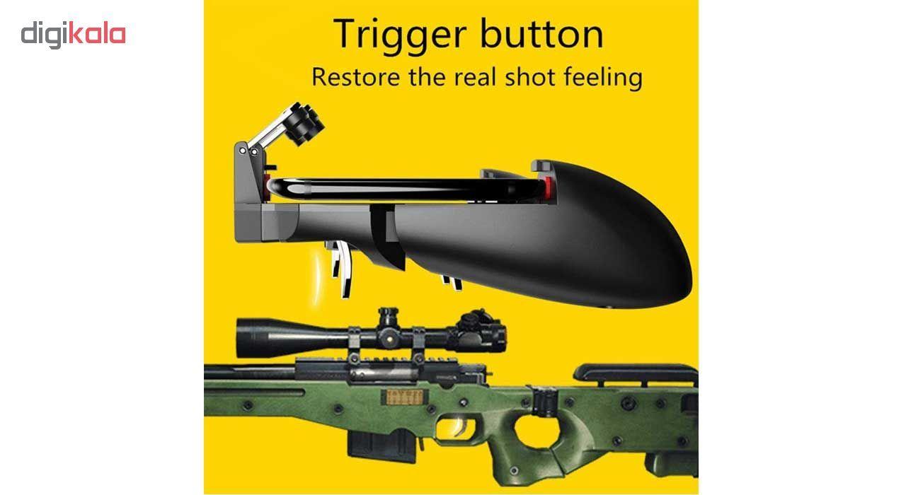 دسته بازی ممو  PubG مدل  AK-66 main 1 3