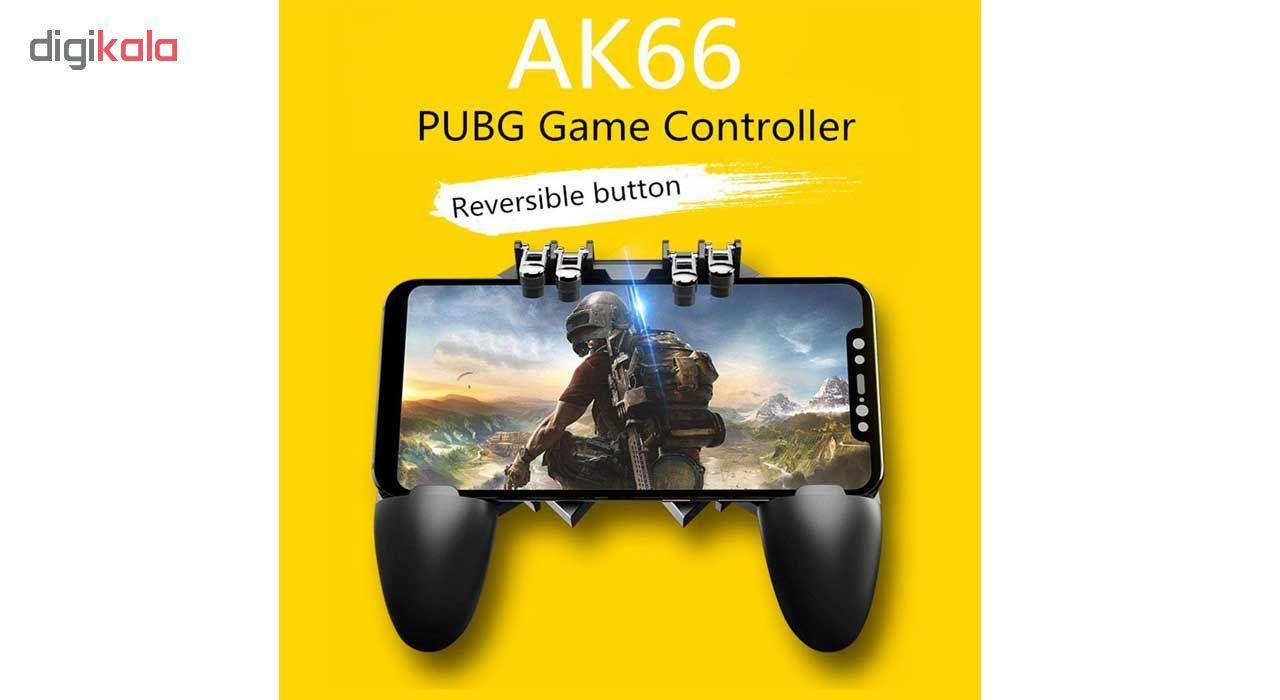 دسته بازی ممو  PubG مدل  AK-66 main 1 4