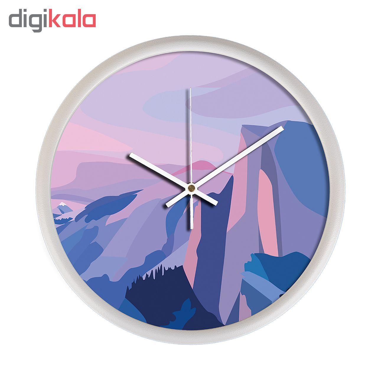 ساعت دیواری مینی مال لاکچری مدل 35Dio3_0252 main 1 1
