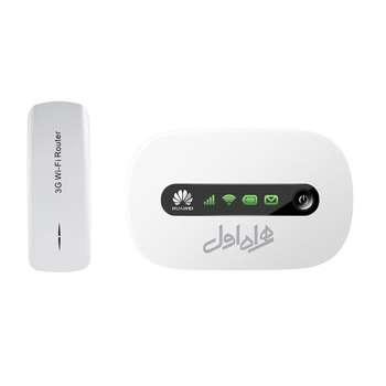 مشخصات، قیمت و خرید مودم 3G قابل حمل هوآوی مدل E5330B-2