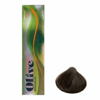رنگ مو الیو سری Natural شماره 5 حجم 100 میلی لیتر رنگ قهوه ای روشن