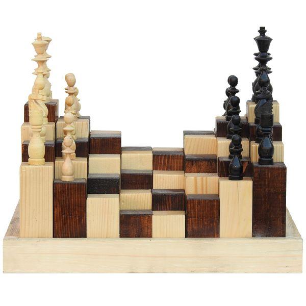 صفحه شطرنج مدل Titan
