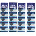 باتری سکه ای سونی مدل CR2016 بسته 20 عددی thumb