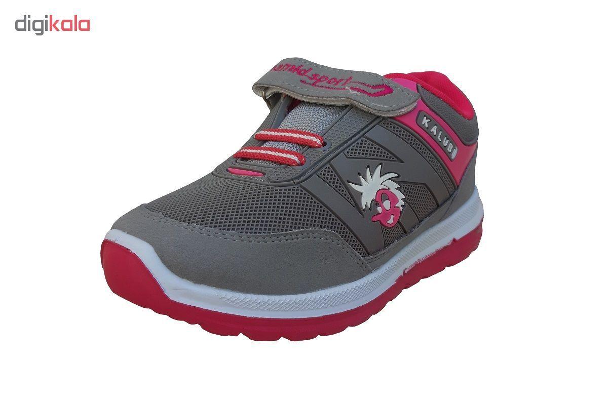 کفش راحتی دخترانه حمید اسپرت  کد 203010 main 1 2