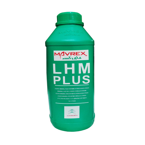 روغن هیدرولیک خودرو ماورکس مدل LHM PLUS  حجم 1000 میلی لیتر