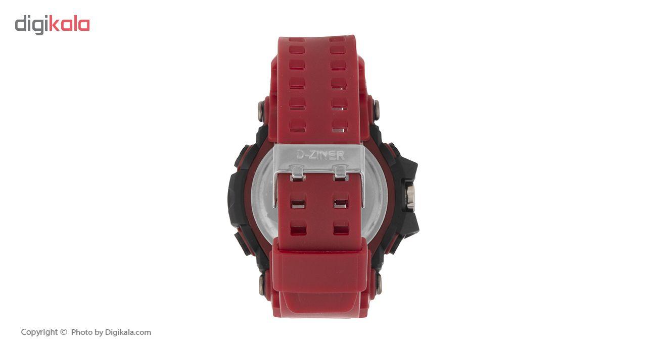 کد تخفیف                                      ساعت مچی دیجیتال مردانه دیزاینر مدل N15
