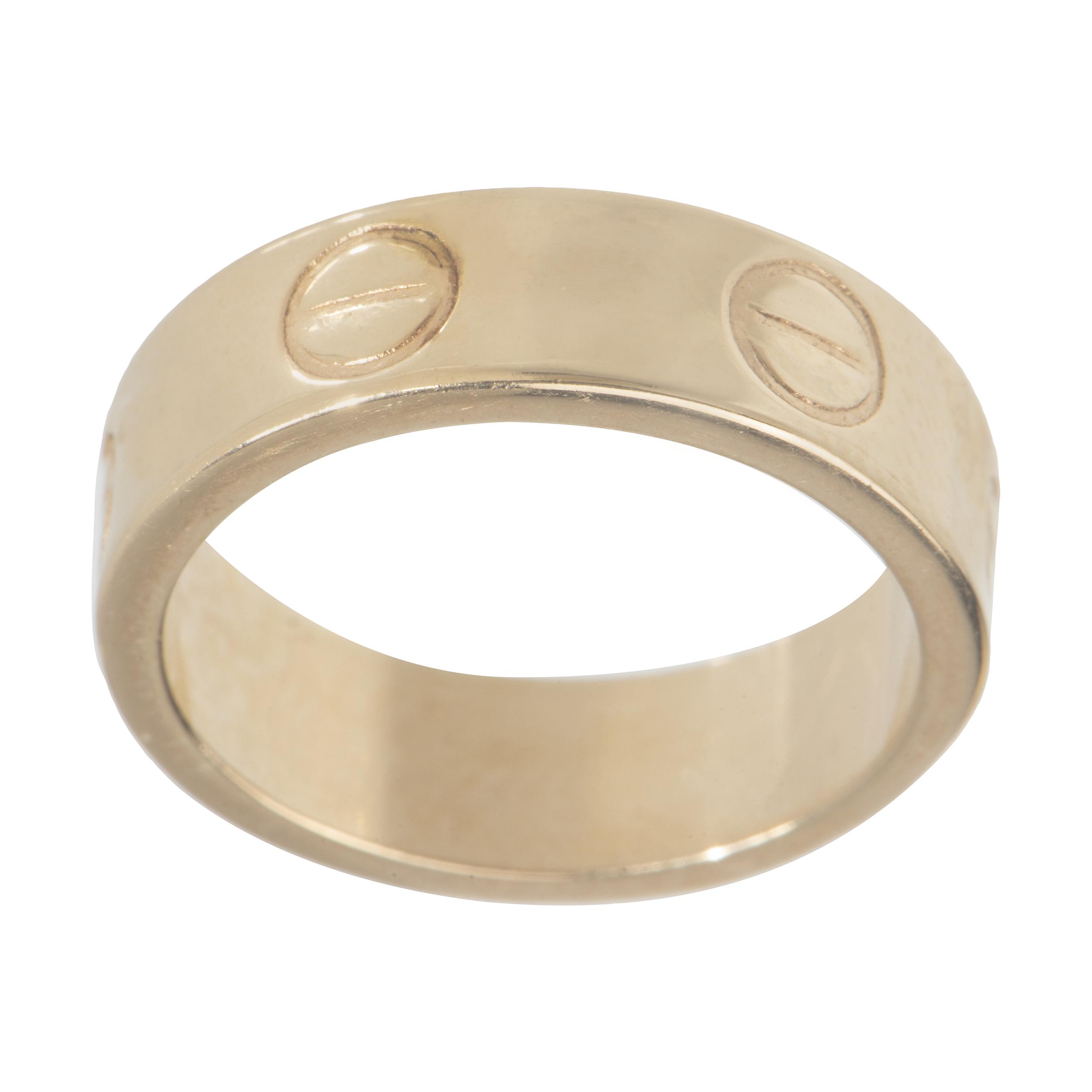 انگشتر طلا 18 عیار زنانه میو گلد مدل RG57-52