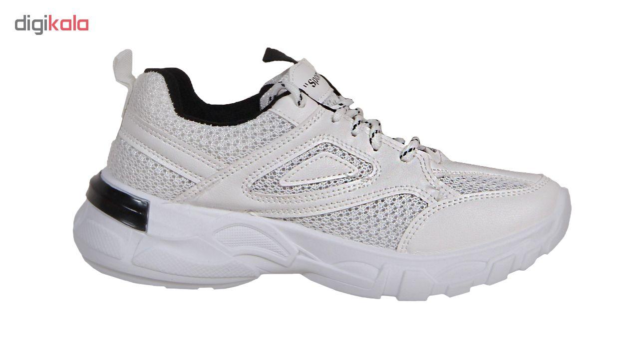 کفش مخصوص پیاده روی دخترانه کد 1-292050
